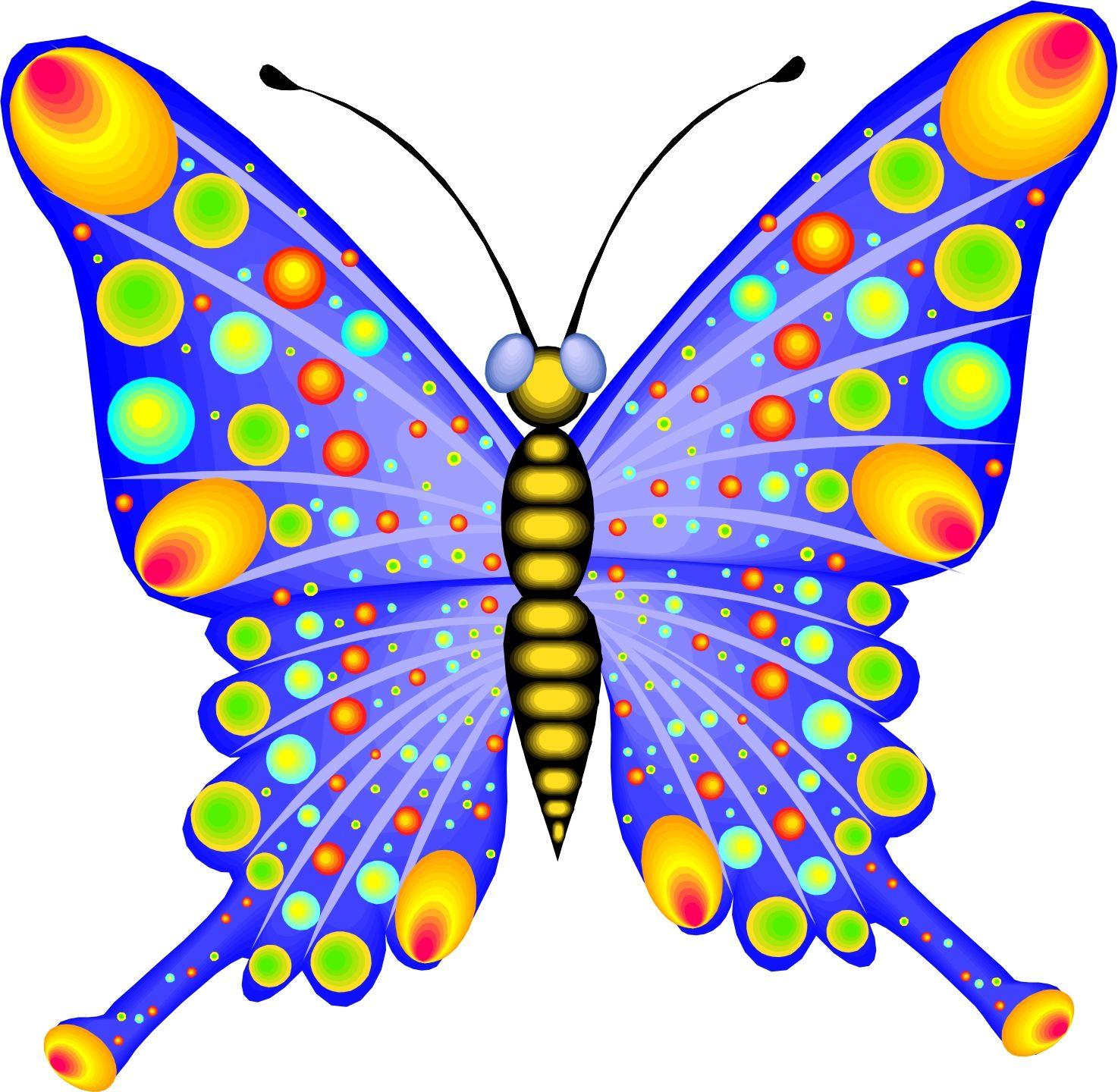 Cartoon Pictures Of Butterflies - ClipArt Best | Butterfly ...