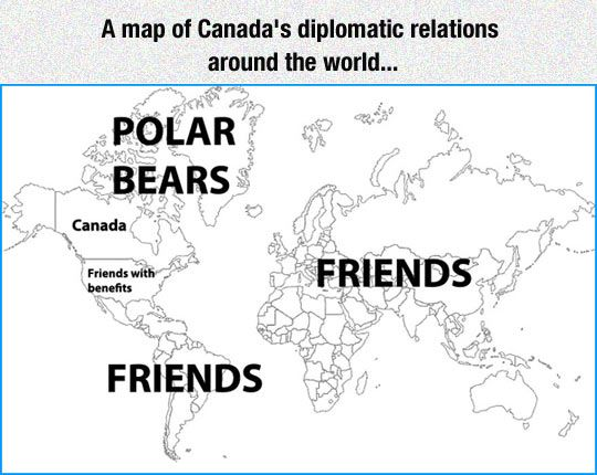 Canadas diplomatic relations brighten your day pinterest canadas diplomatic relations gumiabroncs Gallery