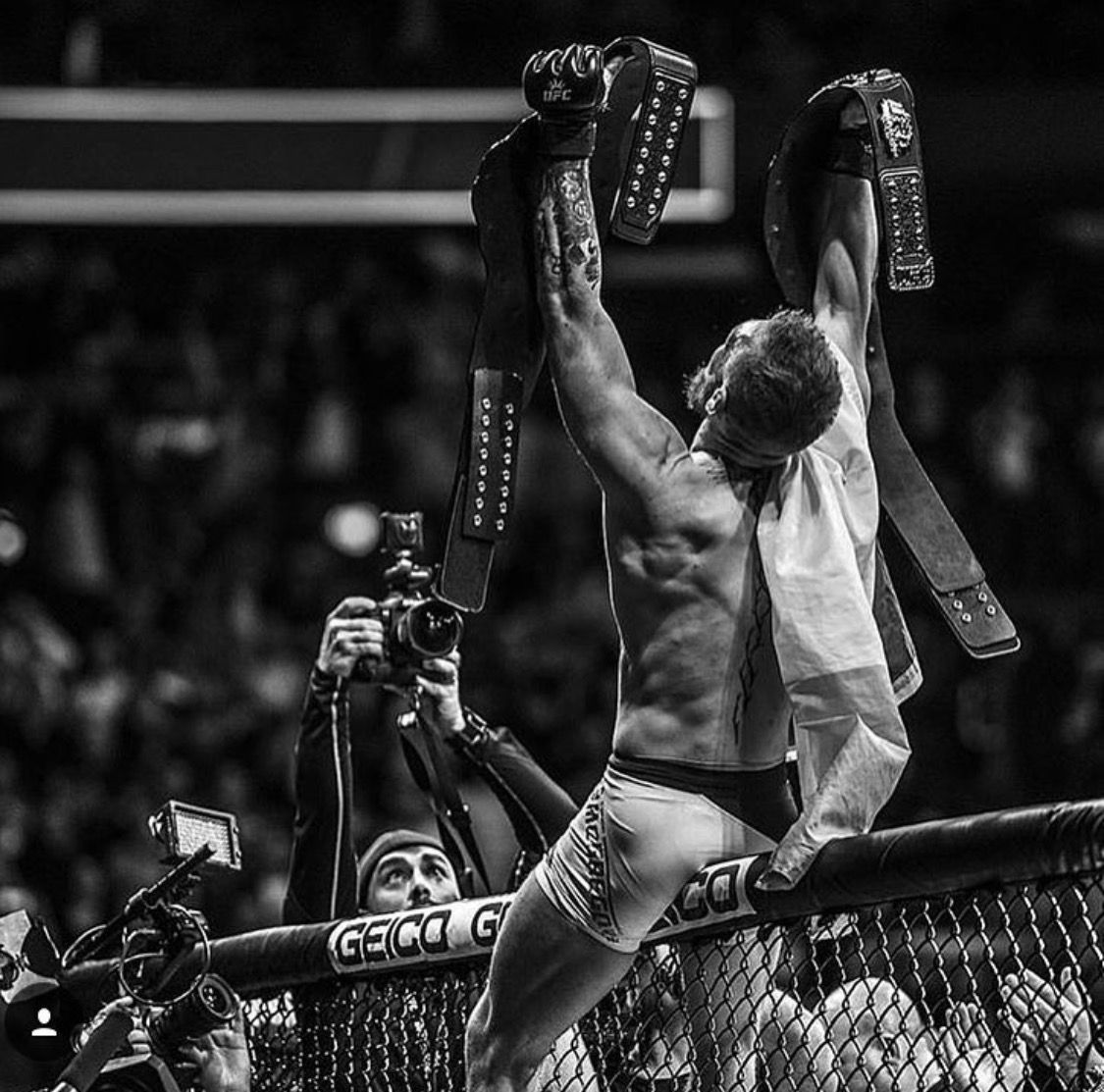 I Hope I Have A Moment Like This To Reach My Dreams And Take Over The Fight Game Conor Mcgregor Ufc Fighters Ufc