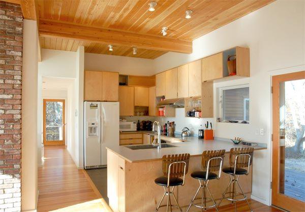 Blonde Wood Kitchen Ideas Modern White Kitchens Cabinetry