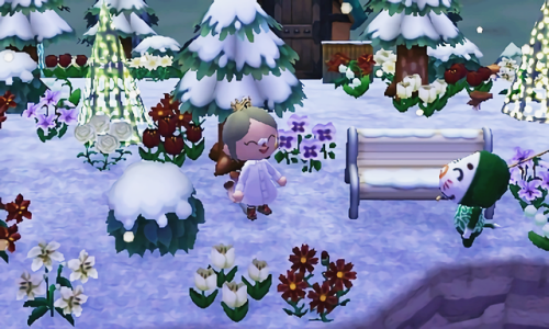 Image result for acnl winter Animal crossing