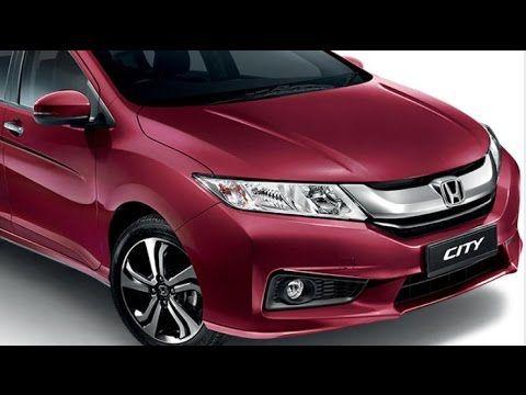 2017 Honda City Facelift New Honda Sedan With Exterior And Interior