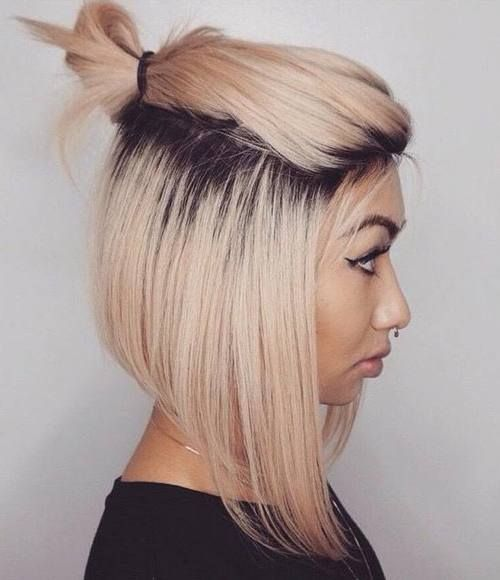 Best Top Knot Hairstyle Tips For Short Hair Men Man Bun