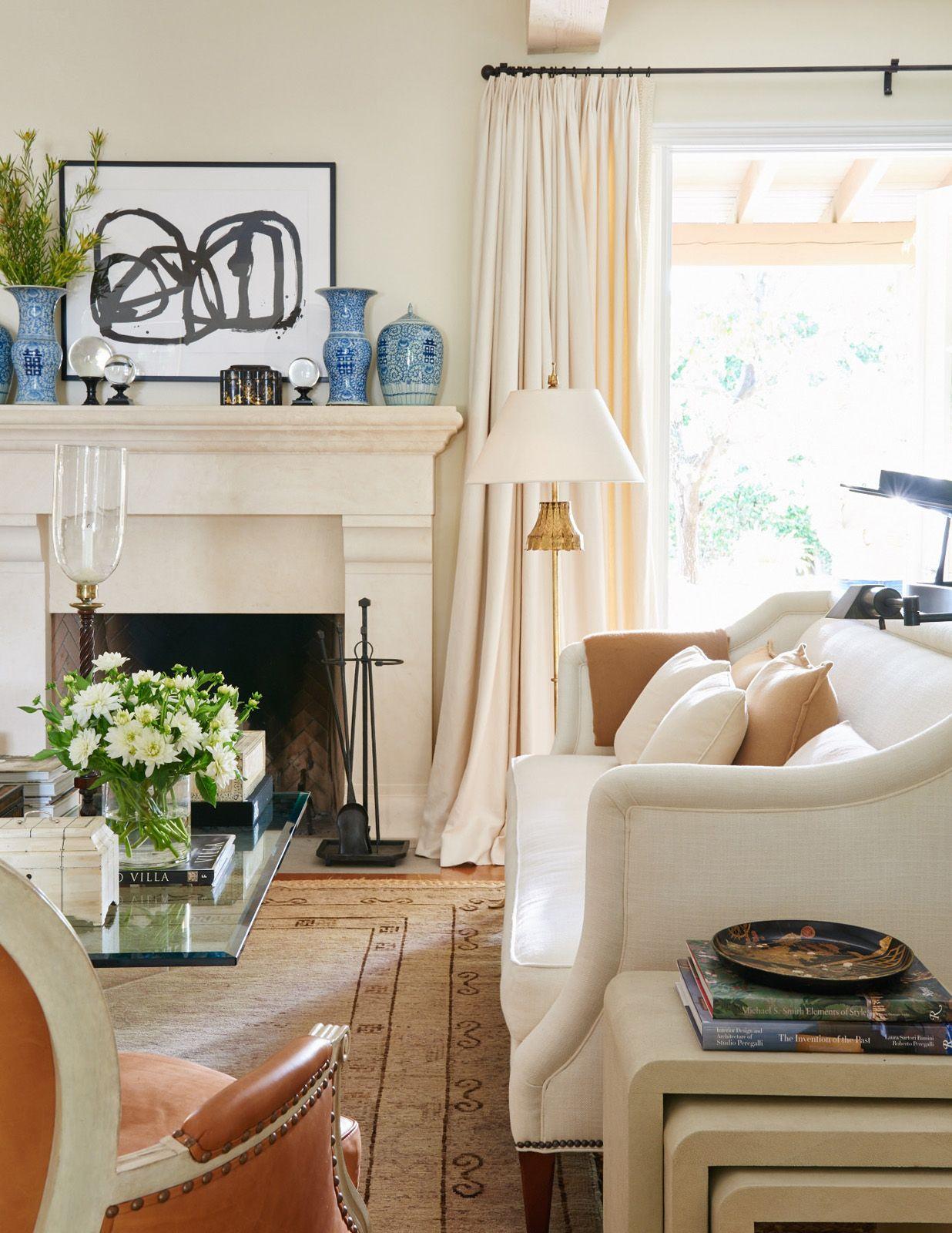 art, black, white, blue, ginger, jar, vase @markdsikes | Fireplaces ...