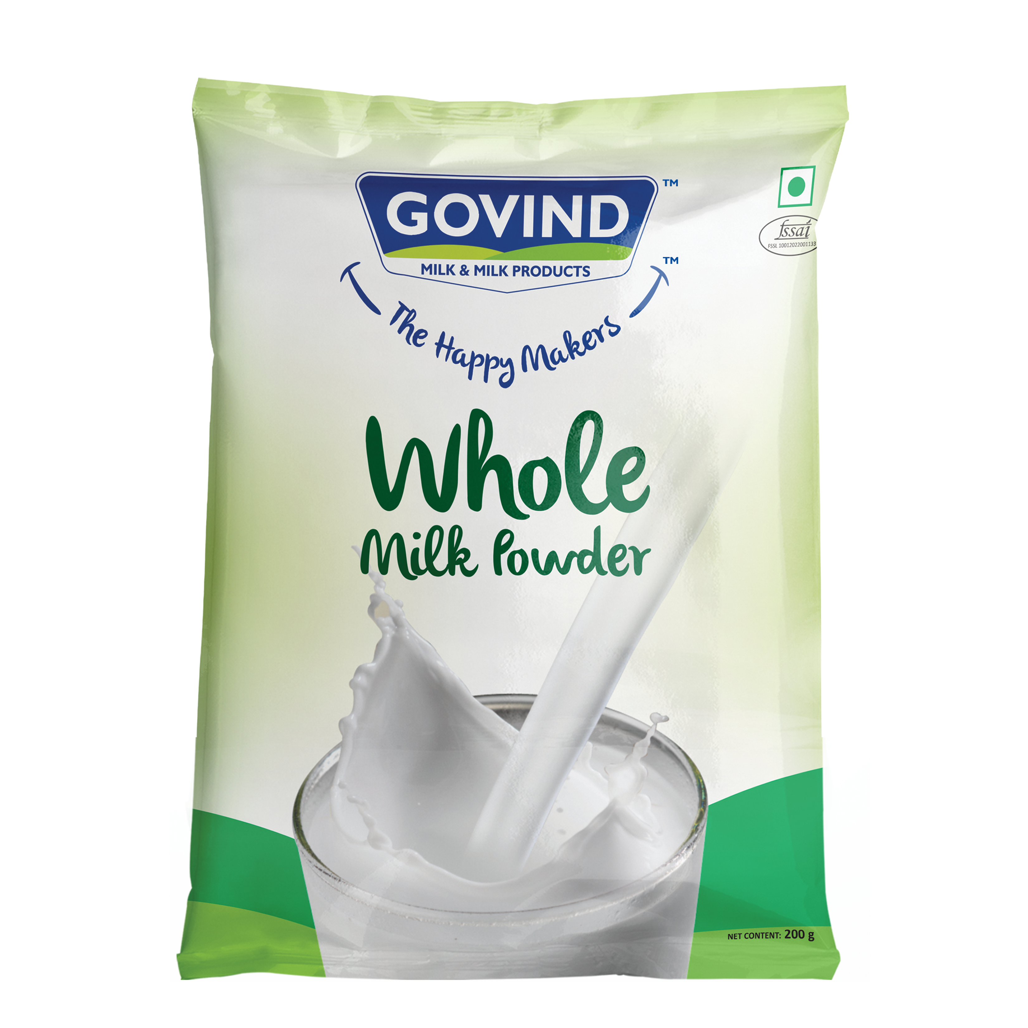 Whole Milk Powder by Govind Milk & Milk Products