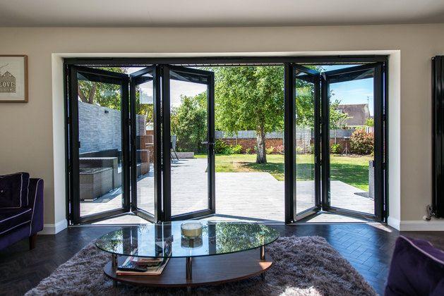 Install Some Amazing Bi Folding Doors At Your House Or Office Bi Fold Doors Cost Bi Fold Doors Prices Installation C Bifold Doors Folding Doors Door Cost