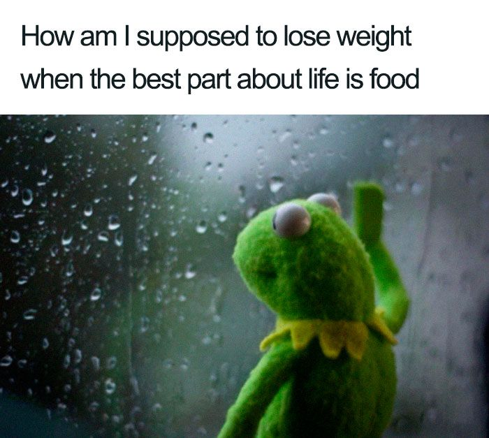 30 Of The Funniest Weight Loss And Diet Memes