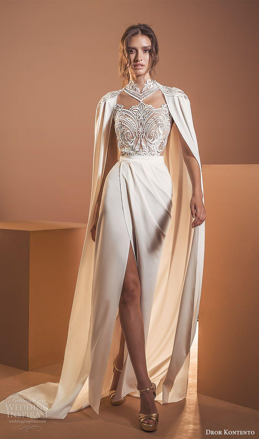 "Photo of Dror Kontento 2020 Wedding Dresses — ""Desert Spirits"" Bridal Collection | Wedding Inspirasi"