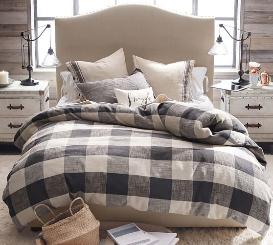 Bryce Buffalo Check Duvet Cover Amp Sham Home Decor