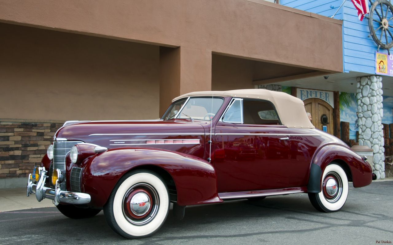1939 Oldsmobile Series 70 Convertible Coupe Oldsmobile