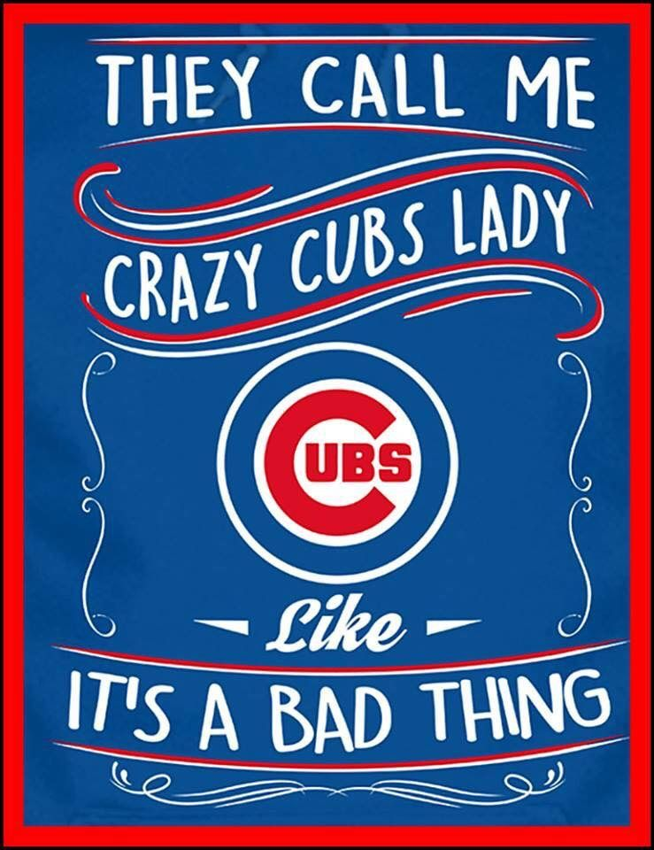 Pin by Sue Springfield on Cubs Cubs quote, Chicago cubs