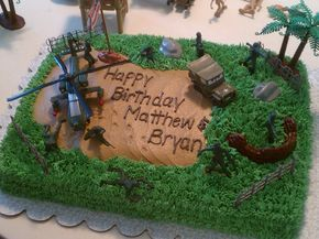 military cake Google Search cake cake cake Pinterest