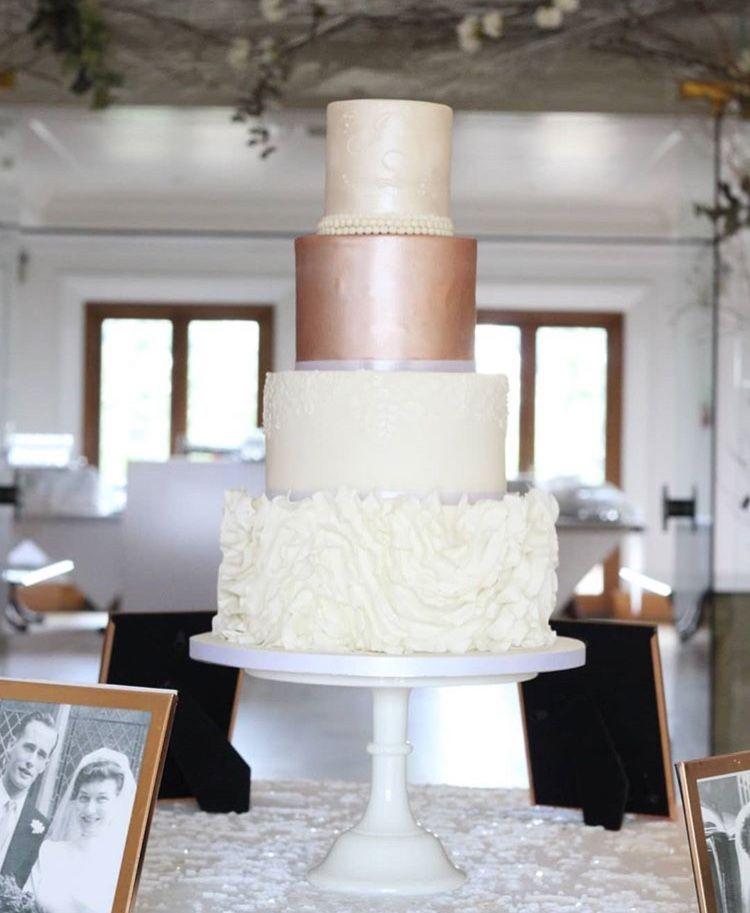 Four tier wedding cake tiered wedding cake cake cake
