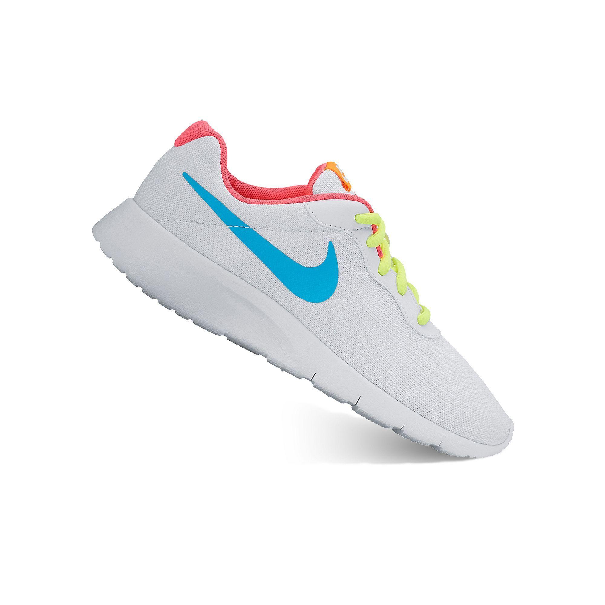 Nike Tanjun Grade School Girls Shoes Products Pinterest Nike
