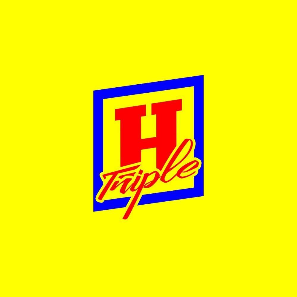 Mv Album Review Triple H 199x 365 Fresh Triple H H Logos Kpop Logos