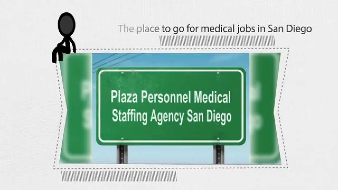 Plaza Personnel Service Medical Staffing Agency in San