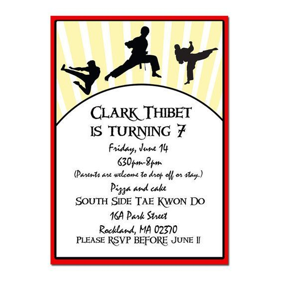 7th Birthday Party Invitation Wording Party Ideas for Kids