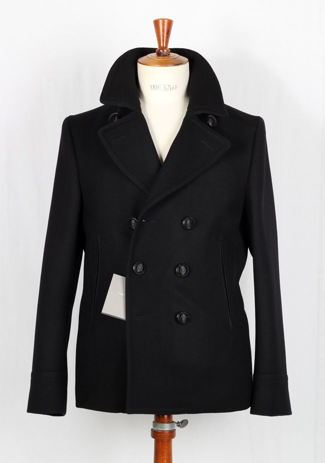 Tom Ford Peacoat Clothing Shoes, Cotton Peacoat By Tom Ford