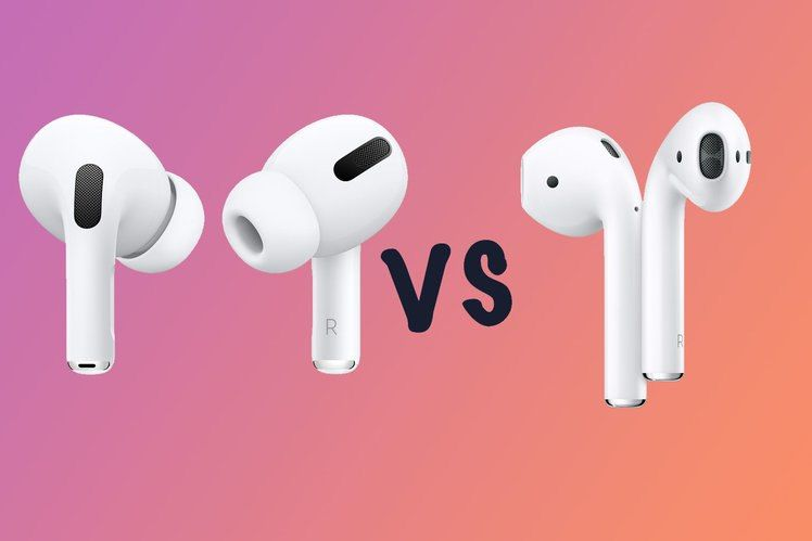 Apple Airpods Pro Vs Airpods 2 Vs Old Apple Airpods Should You Upgrade Apple Announced The Second Generation Of Airpods I Airpods Pro Weapon Technology Apple
