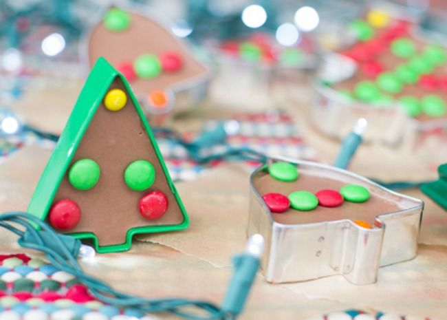 Elevate Homemade Fudge Into Wow-Worthy Gifts   Fudge Cookie Cutters