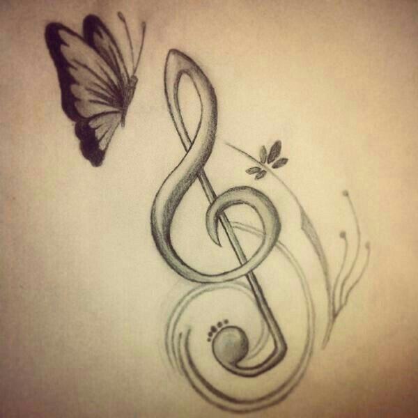 La Música Es El Corazón De La Vida. Por Ella Habla El Amor