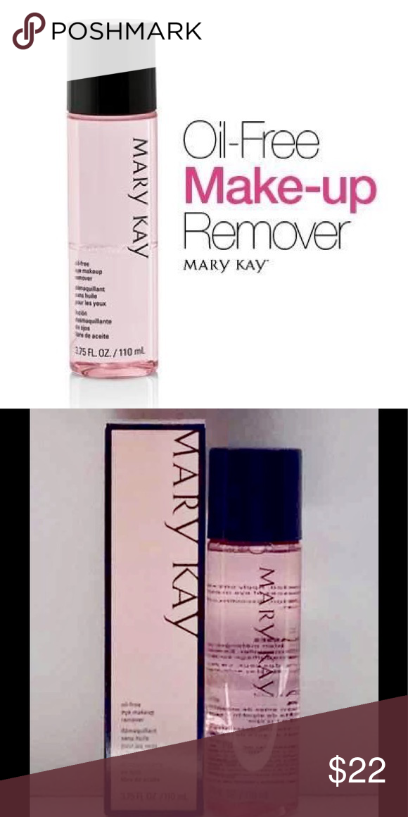 MaryKay Eye Makeup Remover NWT Makeup remover, Eye