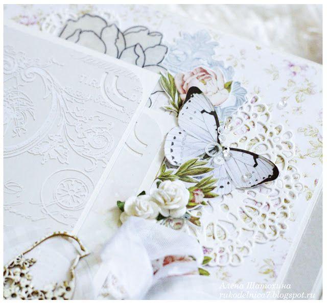 Рукодельница: Свадебный альбом | Свадебный альбом ...