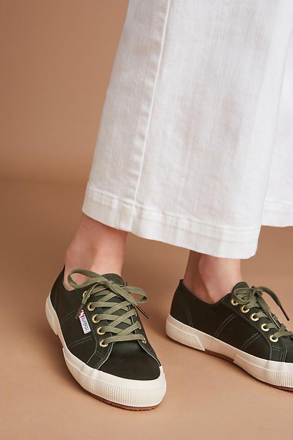 Superga Satin Sneakers | Sneakers