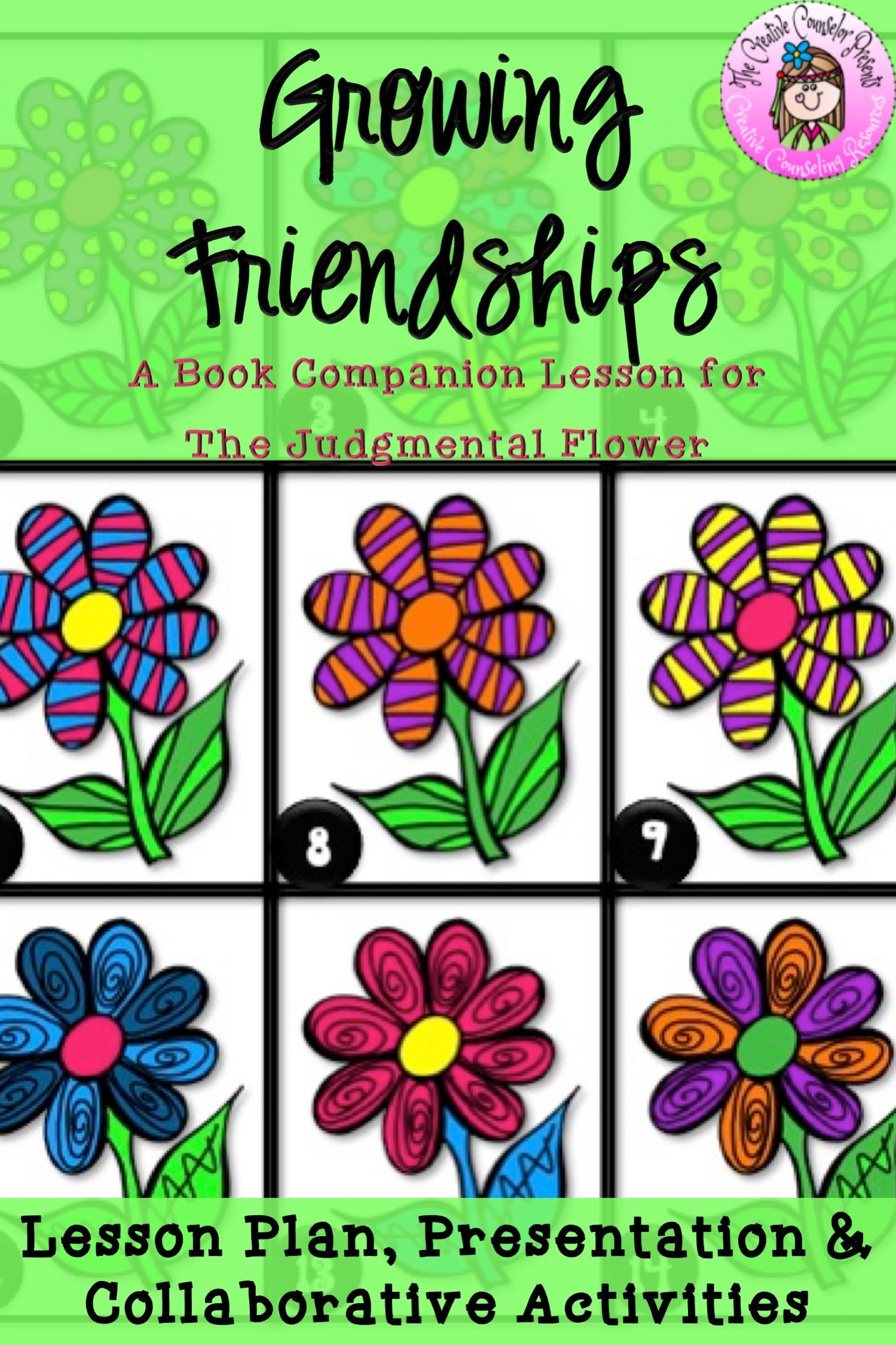 Growing Friendships With Flower Power The Judgmental