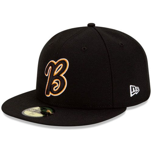 666da06be57 Bakersfield Blaze Authentic Collection On-Field 59FIFTY Alternate 1 Cap -  MLB.com Shop
