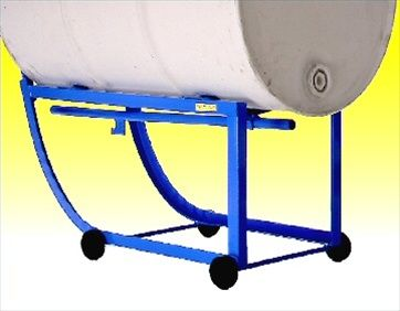 Drum Cradles, drum Truck Models, 55 gallon drum cradle, drum cradle for plastic drums, 55 gal drum cart, 55 gallon barrel cart, barrel hand truck, oil drum cart, 55 gallon barrel stand, barrel moving equipment