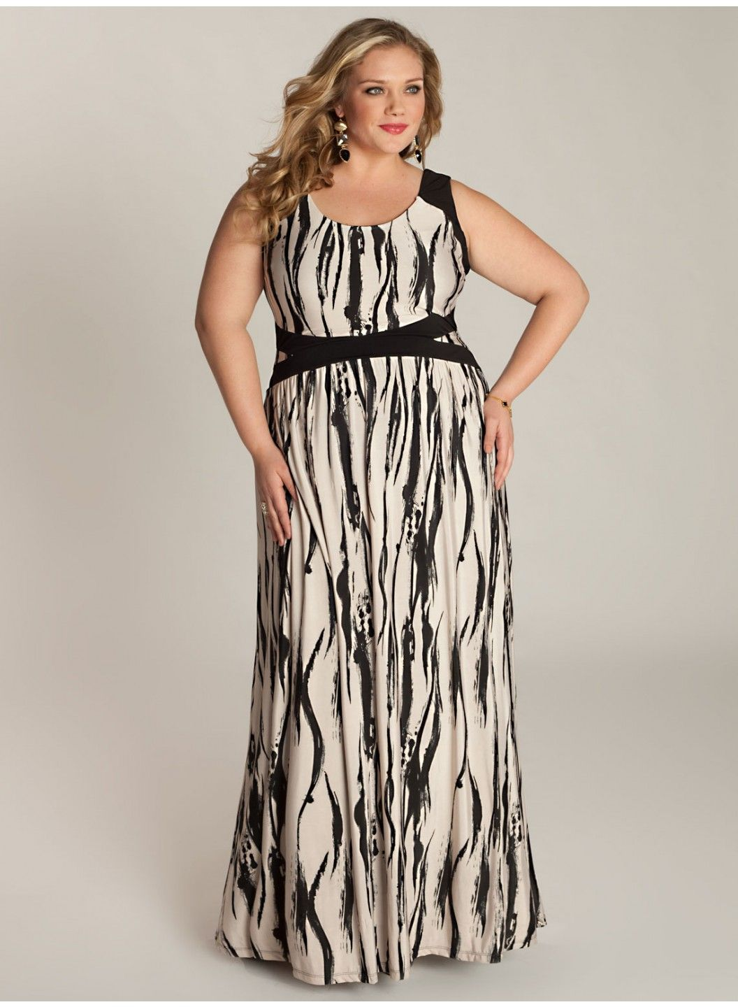 Plus size sundresses | Plus Size Maxi Dresses | Pinterest | Summer ...