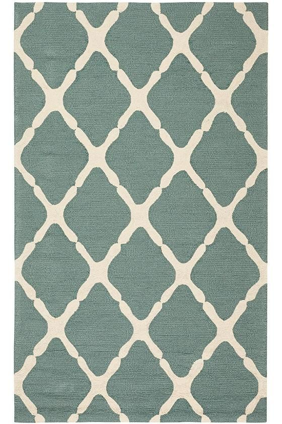 Alex Area Rug   Outdoor Rugs   Hand Hooked Rugs   Transitional Rugs    Geometric Rugs   Synthetic Rugs | HomeDecorators.com