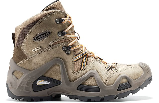 The Best Boots for Jungle Hiking: Lowa Zephyr GTX Mid. $180