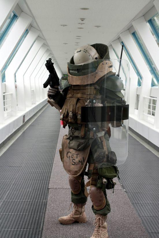 Cod Juggernaut 5 Pics Armor Concept Tactical Armor Military