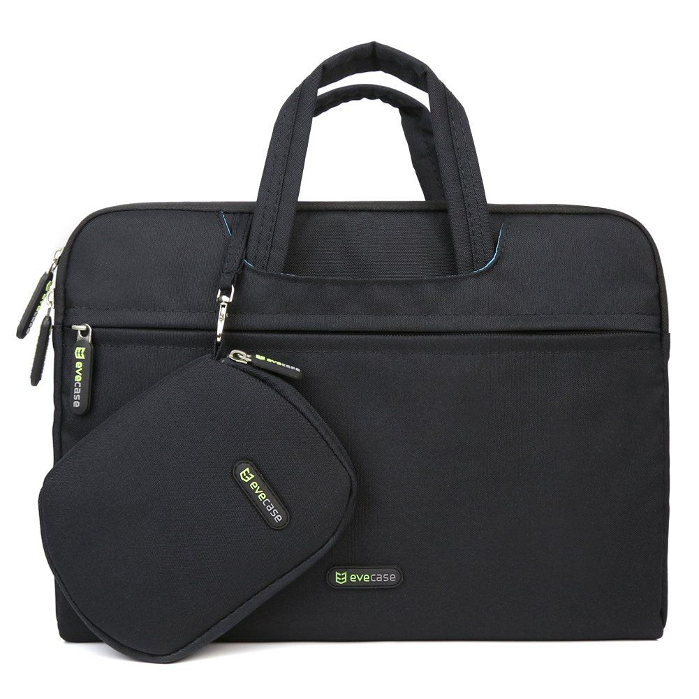 Amazon Com Evecase 11 11 6inch Waterproof Extra Fluffy Padded Interior Laptop Chromebook Ultrabook Carrying Laptop Carrying Case Laptop Briefcase Ultrabook