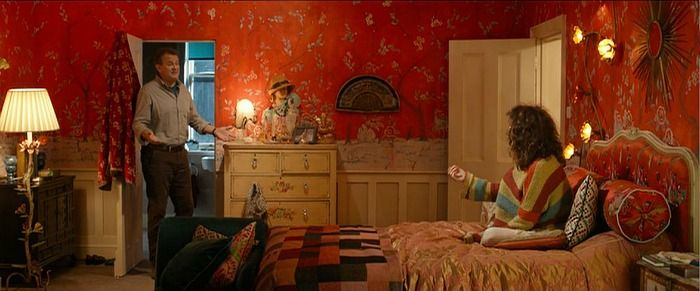 Inside The Colorful House From The Paddington Movie Bedroom