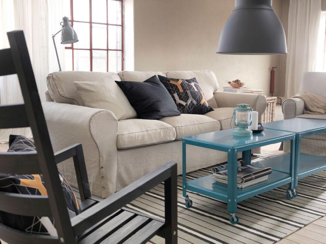 Wohnzimmer Einrichtungsinspiration  IKEA Wohnen  Ikea