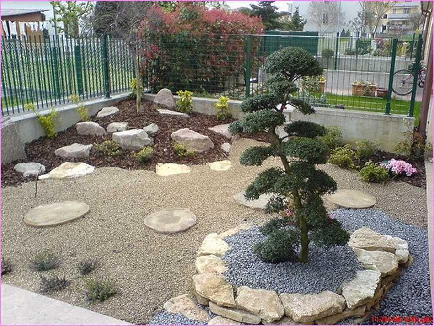 2017 landscape ideas without grass | Front Yard ... on No Grass Garden Ideas  id=72317