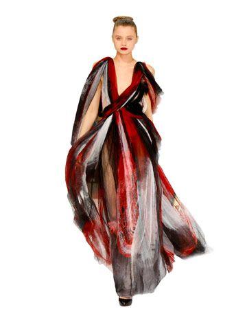 AMAZING Rodarte dress!