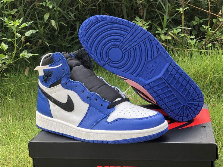 Men Air Jordan 1s Retro High Og Game Royal For Cheap 555088 403