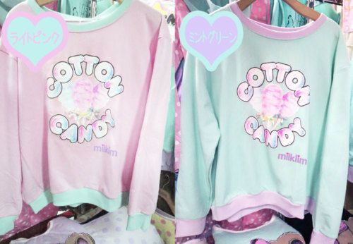 Cotton candy sweaters  ab1a6287ea3