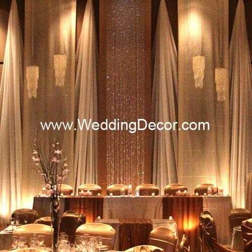 جایگاه عروس و داماد در تالار