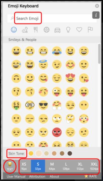 Have Fun With The Emoji Keyboard In Microsoft Word Using Technology Better Emoji Keyboard Microsoft Word Microsoft