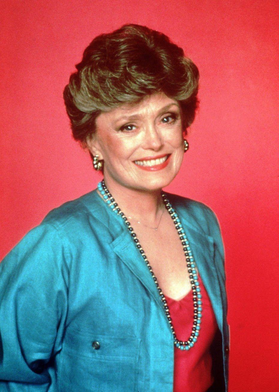 Blanche Devereaux-When...