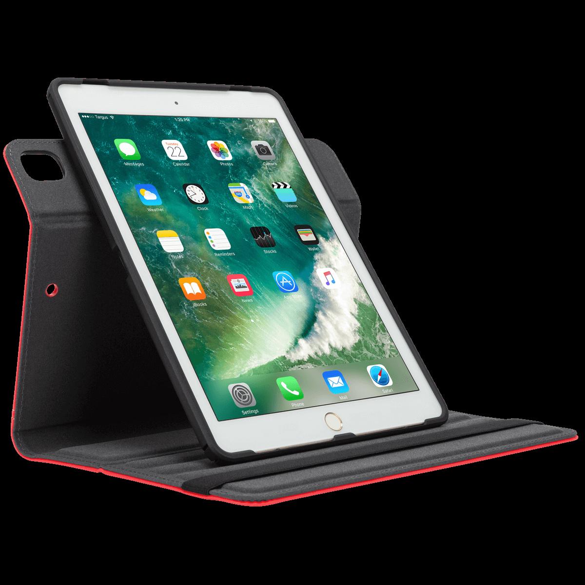 Versavu Classic For Ipad 6th Gen 5th Gen Ipad Pro 9 7 Inch Ipad Air 2 And Ipad Air Red Ipad Air 2 Ipad Pro Ipad