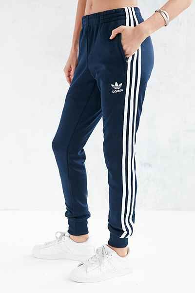 adidas Originals Unisex Superstar Cuff Track Pant - Urban Outfitters ... 814cbd5a2f