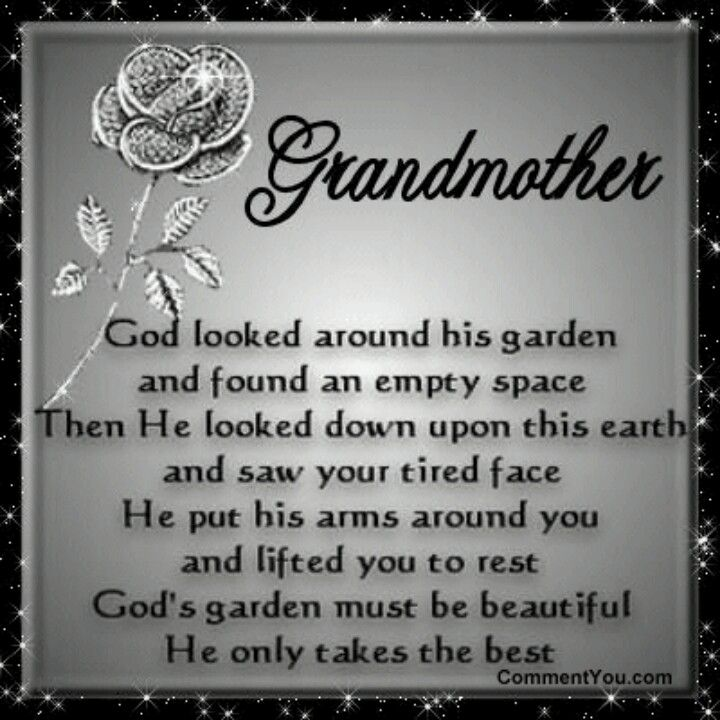 I Miss My Grandma Quotes: Grandma Loverd Flower I Think This Is A Good Tattoo