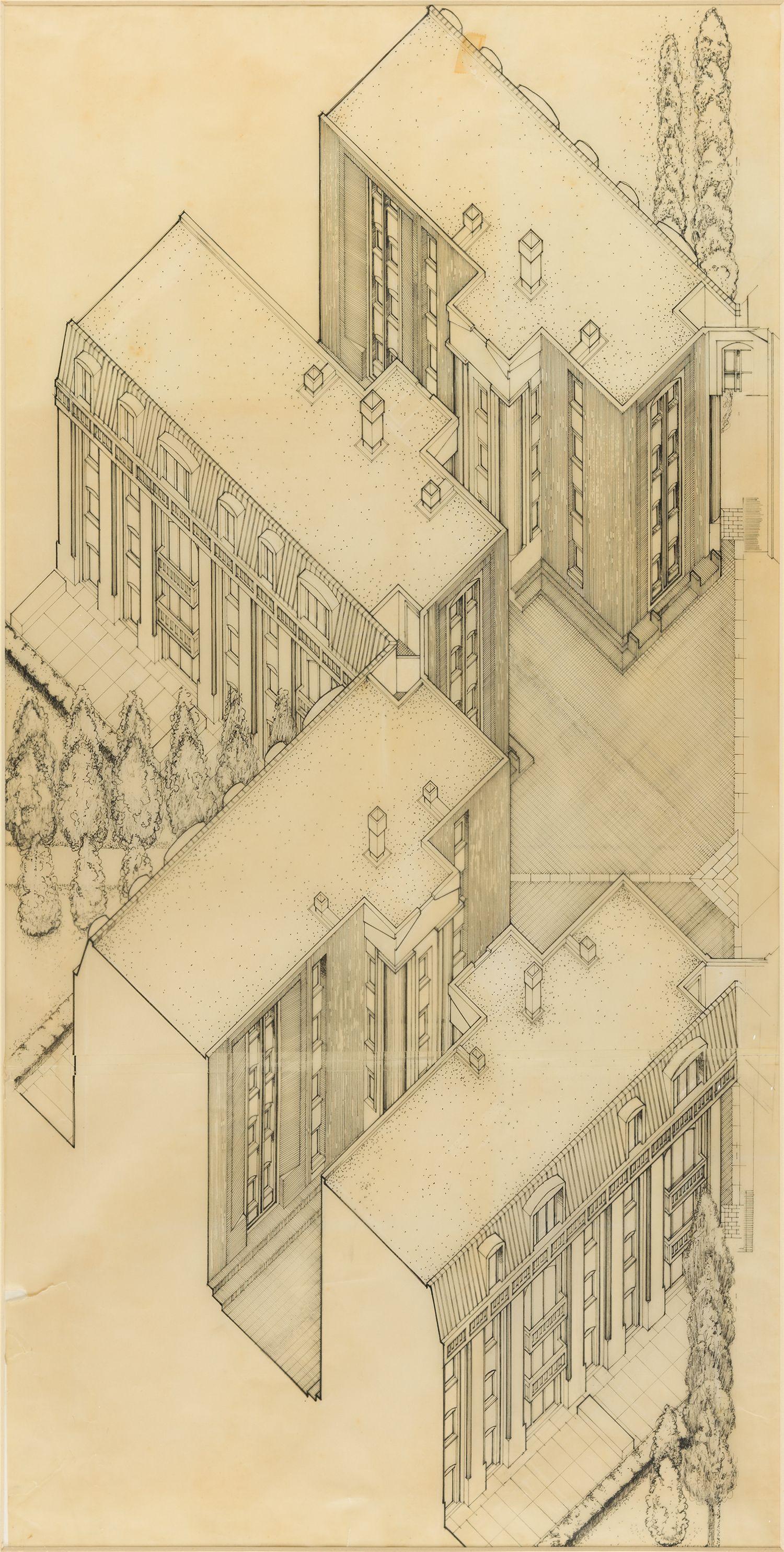Les Arcades Du Lac Le Viaduc In France By Ricardo Bofill Architecture Graphics Arcade France