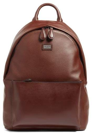 2a5a93229 Ted Baker Leather Backpack